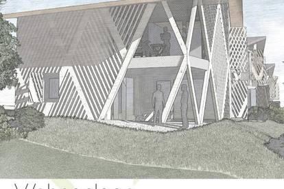 """NEUBAU: 6-Zimmer Haus """"D"""" mit Terrasse im EG mit Privatgarten und Balkon im OG"""