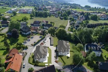 Traumwohnung mit Galerie und Panoramablick in Seeboden am Millstätter-See