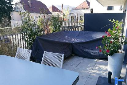 PROVISIONSFREI in GEIDORF! Sonnige 2-Zimmer Wohnung mit großer Terrasse