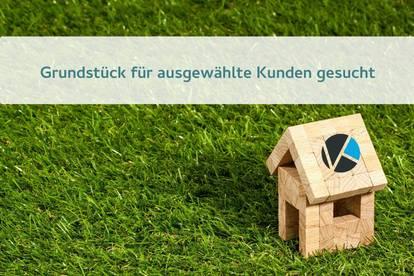 GESUCHT: Grundstücke für vorgemerkte Kunden