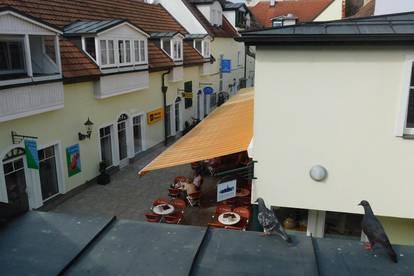 Top Galerie Wohnung am Hauptplatz - absolut ruhig!