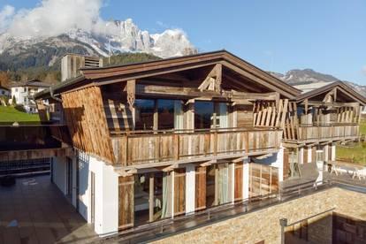Traditionelles Alpenchalet in Going am Wilden Kaiser