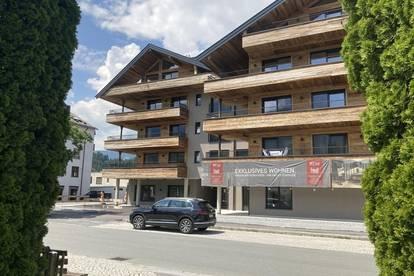 Neu errichtetes Luxus-Penthouse mit Weitblick in die Bergwelt, in Oberndorf bei Kitzbühel