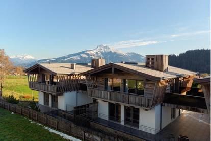 Eingerichtetes Luxus-Landhaus in Bestlage von Going bei Kitzbühel