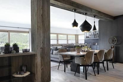 Komplett möblierte Luxus - Mietwohnung in Ellmau