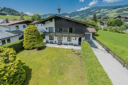 Grundstück mit Altbestand am Ortsrand von Kirchberg in Tirol