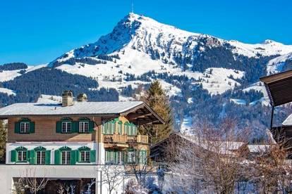Tiroler Landhaus in Kitzbühel