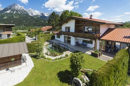 Landhaus in sonniger Zentrums-Nähe von Ellmau in Tirol