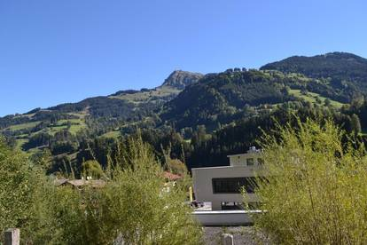 Unbebautes Bauland-Grundstück am Stadtrand von Kitzbühel