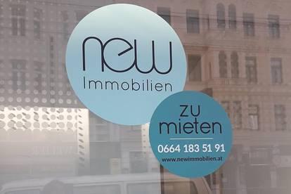 103 m² Geschäftslokal direkt bei der U2 Taborstraße / Praxis / Büro / Verkaufsfläche / keine Gastronomie möglich