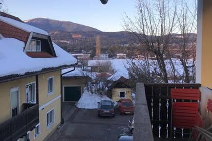 37m2 Mietwohnung mit 2 Balkonen in Villach St. Ulrich / St. Magdalen