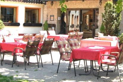 Bürmoos: Gasthaus mit Fremdenzimmer und Gastgarten zu verkaufen!