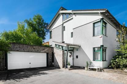 Lichtdurchflutetes Architektenhaus in ruhiger Lage in Graz Mariagrün | 224 m² WF | 1.103 m² GF
