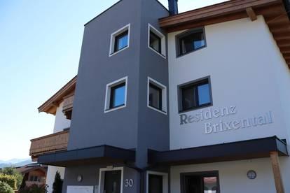 Zweitwohnsitz Wohnung mit Möglichkeit der Touristischen Vermietung im lebendigen Brixen im Thale, nähe Kitzbühel