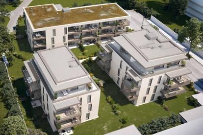2 Zimmer Wohnung in Innsbruck/Reimmichlgasse - Sonnenlage im Grünen, dennoch zentrumsnah
