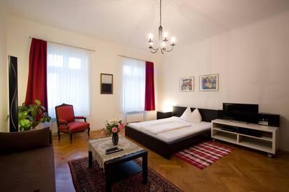 Modernes & helles Studio Apartment im attraktiven 4. Bezirk: Preis inkl. allem!