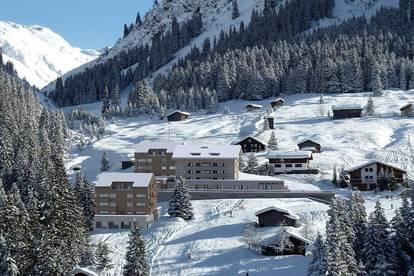 Ferienappartement mit Vermietungspflicht | Ski-in und Ski-out | Top 1.01