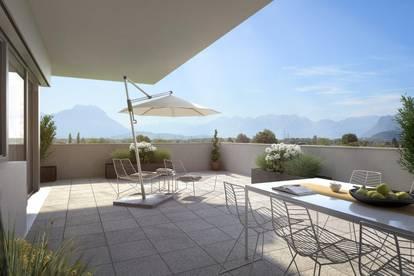 Penthousewohnung   Neubau   großzügige Terrasse   Koblach