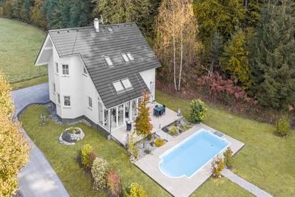 Idyllisches Wohnhaus in Wörthersee-Nähe