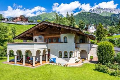 Alpenschlössl zu Virgen in Osttirol - RESERVIERT!
