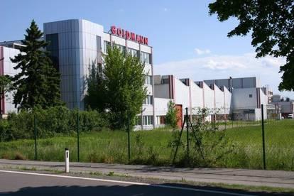 Produktion-/Lagerhallen ab 600m² bis 10.000m² inkl. Büroflächen zu vermieten - Erweiterungsmöglichkeit für Hallen als auch Büro gegeben!