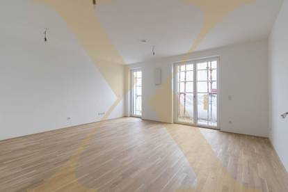 NEUBAU! Traumhafte 1-Zimmer-Wohnung mit großzügigem Balkon zu vermieten! (Top 3.05)