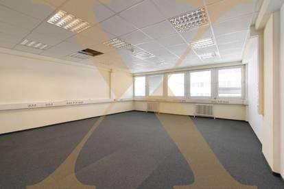 Sanierte Bürofläche in der Lentia City in Linz/Urfahr ab sofort zu vermieten!