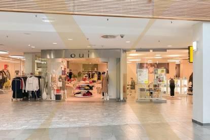 Ebenerdige Geschäftsfläche in Linzer Einkaufszentrum mit hoher Kundenfrequenz zu vermieten!