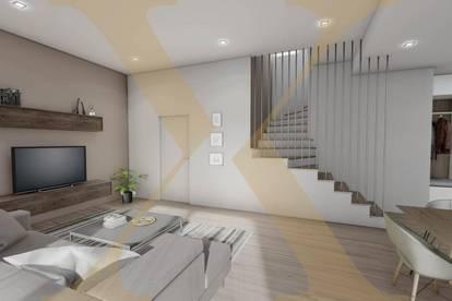 NEUBAU! Angesagte Maisonette-Wohnung mit Balkon und Galerie in Linzer Top-Lage zu verkaufen! (Top 15)