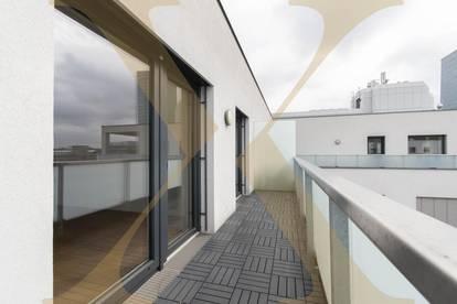 Ansprechende 2-Zimmer-Wohnung mit Terrasse nahe Linzer Landstraße zu vermieten!