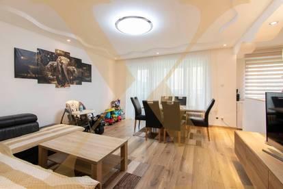Ansprechende 2,5 Zimmer-Wohnung mit verglaster Loggia in Linz-Ruhelage zu verkaufen!