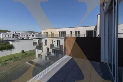 ERSTBEZUG! Klimatisierte 3-Zimmerwohnung mit 2 Balkonen in Linzer Neubau zu vermieten! (Top 4.01)