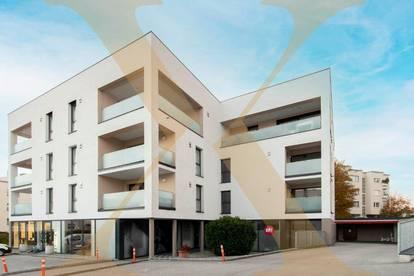 Moderne 2-Zimmer-Wohnung mit Balkon ab Februar 2022 in Leondinger Toplage zu vermieten!