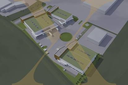 NEUBAUPROJEKT - Optimale Gewerbeflächen in Linz-Süd zu vermieten! - TEILBAR! (Widmung: Betriebsbaugebiet)