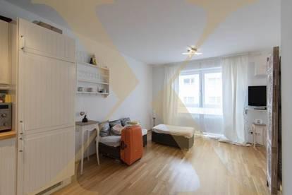 Gemütliche 1-Zimmer-Wohnung mit begehbarem Kleiderschrank und Balkon in Leonding zu vermieten!