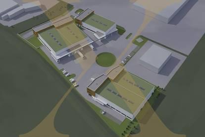 NEUBAUPROJEKT - Optimale Gewerbefläche in Linz-Süd zu vermieten! (Objekt: 18) - Erweiterungsmöglichkeiten vorhanden! (Widmung: Betriebsbaugebiet)