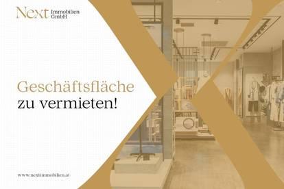 Geschäftsfläche in Linzer Einkaufszentrum mit hoher Kundenfrequenz ab sofort zu vermieten