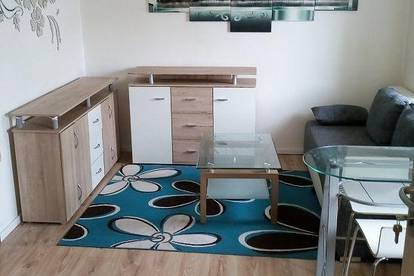 zentrale möblierte 2-Zimmerwohnung für dringenden Bedarf