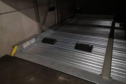 Tiefgaragenplatz - sicher und mit top Anbindung (Hebebühne)