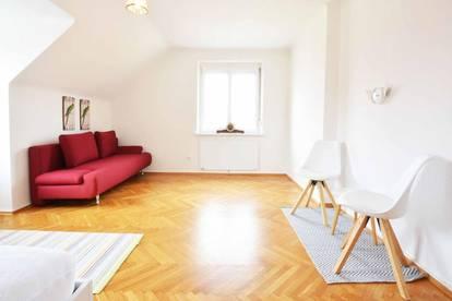 Möblierte 3 Zimmer Wohnung