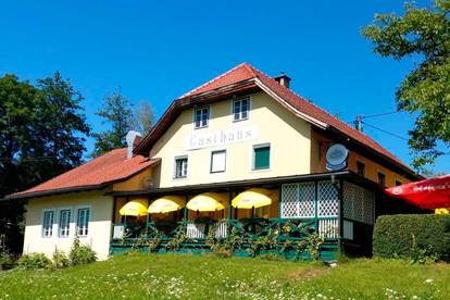 Traditionsgasthaus mit Kundenstock