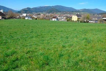 5.000 m² Baugrundstück nähe Ossiacher See
