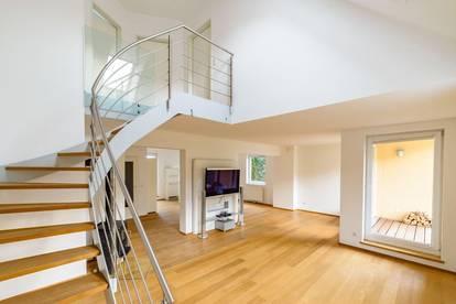 Penthouse mit Aussicht und Garage provisionsfrei zu vergeben