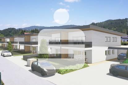 Neubau hochwertiger Doppelhaushälften