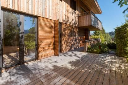 Modernes Neubau-Chalet mit Panoramablick