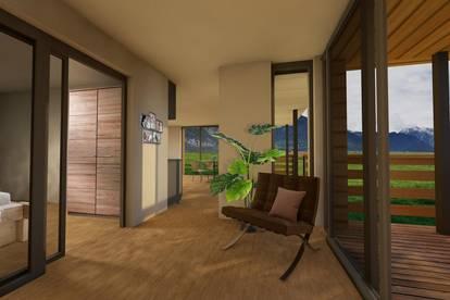 Moderne, gehobene Gartenwohnung / Provisionsfrei
