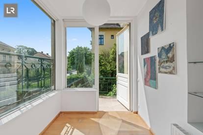 Beletage Wohnung mit Eigengarten in Bestlage Mödling