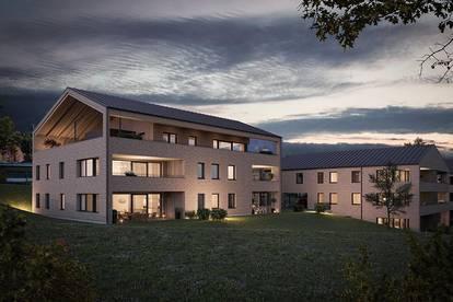Ohne direkte Nachbarn: 4-Zimmer Dachgeschosswohnung (Top A07)