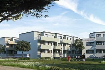 PROVISIONSFREI - URBAN GREEN LIVING - 2-Zimmer-Wohnung mit sonniger Terrasse in Grün-Ruhelage