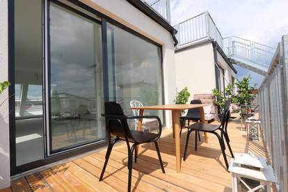 All you need is a penthouse - ca. 100 m² Terrasse